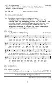 Sunday, April 21, 2013 Fourth Sunday of Easter 10 am Grace Hall ... - Page 4