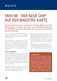 ClearIT 37, September 2008 - Der neue Maestro-Chip