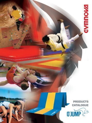 Download the O'JUMP booklet - Gymnova
