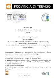 invito e scheda di iscrizione - Comitato NO inceneritori Mogliano V.to
