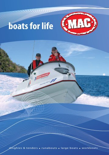 boats for life - Mac Boats