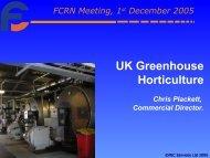 Farm Energy Centre - FCRN