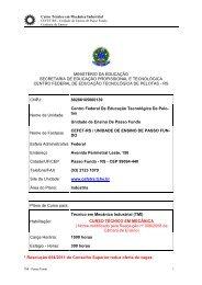 PPC_Mecanica - Instituto Federal Sul-rio-grandense