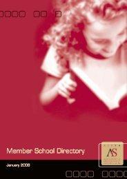 Member School Directory Member School Directory - Association of ...