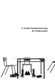 4. Soziale Zusammensetzung der Studierenden - Sozialerhebung
