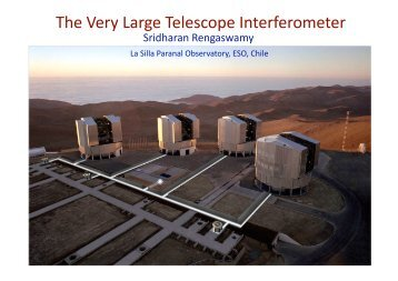The Very Large Telescope Interferometer