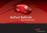 Five Star / Flags - DuPont Refinish