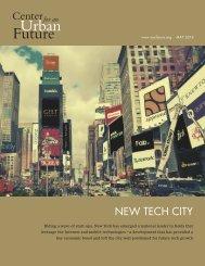 New Tech City - Center for an Urban Future