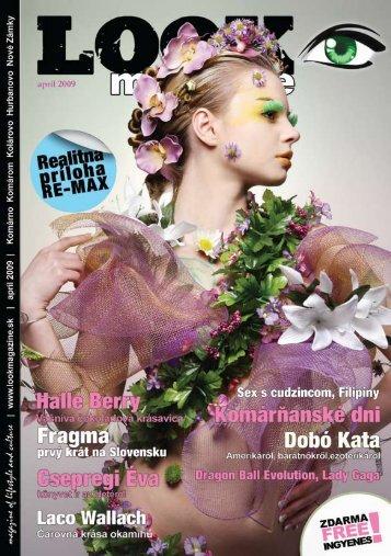 ˇ - LOOK magazine