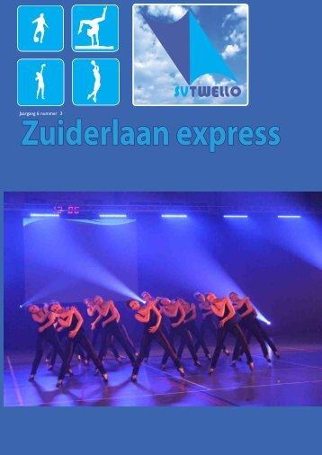 Zuiderlaan express - SV Twello