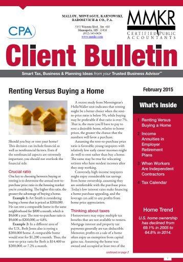 Client-Bulletin-February-2015