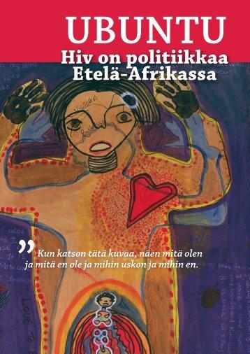 Hiv on politiikkaa Etelä-Afrikassa - Suomi-Etelä-Afrikka-seura