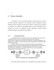 1.1 Sistemas criptográficos - LSI