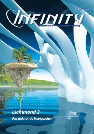 einmal probiert und schon verführt - Infinity - Halstenbeker Magazin