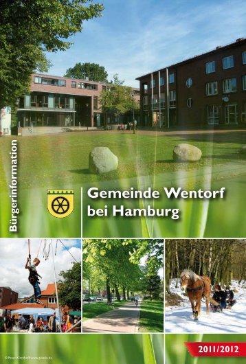 Gemeinde Wentorf bei Hamburg - Inixmedia