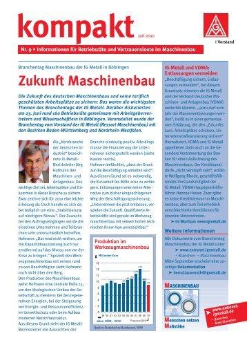 kompakt - Schaeffler-Nachrichten der IG Metall: Startseite