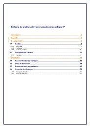 Manual e-netcamANALYTICS Counter - IProNet Sistemas