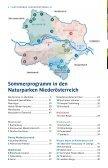 Naturparke Niederösterreich Sommerprogramm 2013 - Page 2