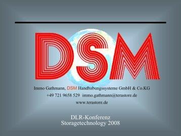 Die holographische Disc - konferenz.dlr.de - DLR