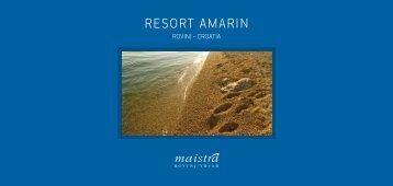 RESORT AMARIN - Istria Travel