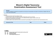 Blooms and assessment 2.pdf - Educational Origami - Wikispaces