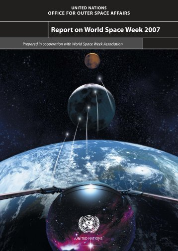 2007 Annual Report - World Space Week