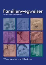 Familienwegweiser - Neckar-Odenwald-Kreis