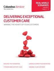 delivering exceptional customer care - Logistics Management