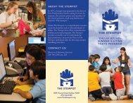 Brochure & Registration Form - The Stewpot