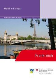 Frankreich – Ausbildung, Studium, Beruf