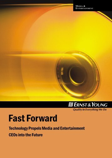 Fast Forward - Ernst & Young