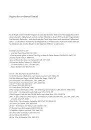 Gesamtregister der erwähnten Filme