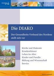 Die DIAKO - DIAKO Flensburg