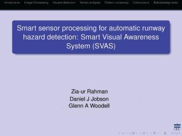 Smart Video Awareness (Rahman)