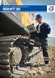 Volvo-Nytt 2012 - Volvo Construction Equipment