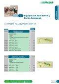 Equipo Soldadura y Corte Autógena 2 - Praxair - Page 3