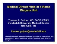 Home Unit Medical Director ISPD