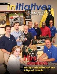 June 2006 - Huntsville/Madison County Chamber of Commerce