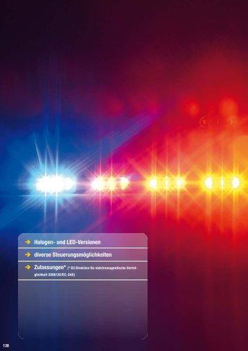 → halogen- und led-versionen → diverse ... - Rauwers GmbH