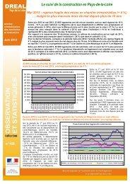 Publication d'avril 2013 - DREAL des Pays de la Loire