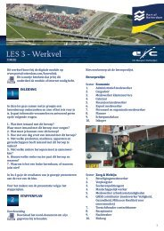 Werkblad 3 (pdf) - Port of Rotterdam