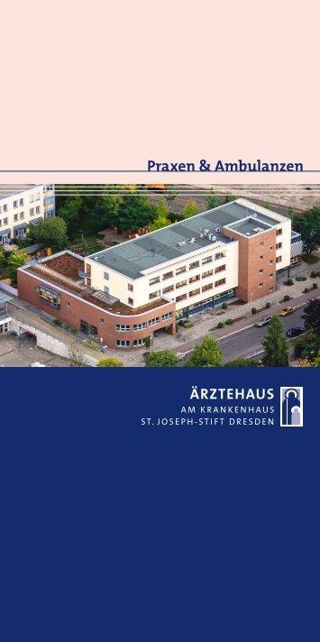 Praxen und - St. Joseph-Stift Dresden