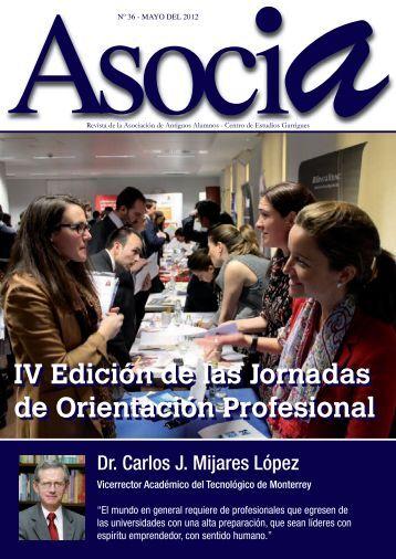 Nº 36, Mayo 2012 - Centro de Estudios Garrigues