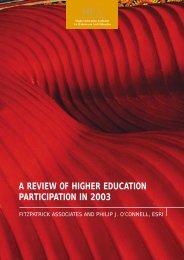 BKMNEXT054_A Review of Higher Education.pdf - ESRI