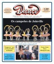 Ed. 130 - Ago/2006 - Agenda da Dança de Salão Brasileira