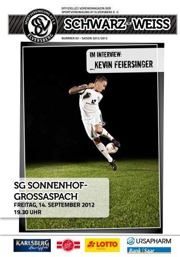 Bromelain - Sportvereinigung 07 Elversberg