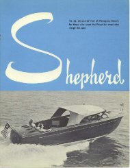 1954 Colour Jafco Brochure (PDF file 949 kb) - Shepherd Boats