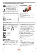 2.42 B 2.48 BA 2.53 BA 2.48 A HW 2.42 B 2.48 ... - WOLF-Garten NL - Page 6