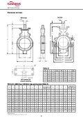 NAF-Torex butterfly valves Fk 41.42(18)GB - Page 6