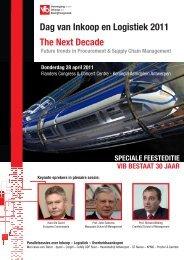 Dag van Inkoop en Logistiek 2011 The Next Decade - VIB